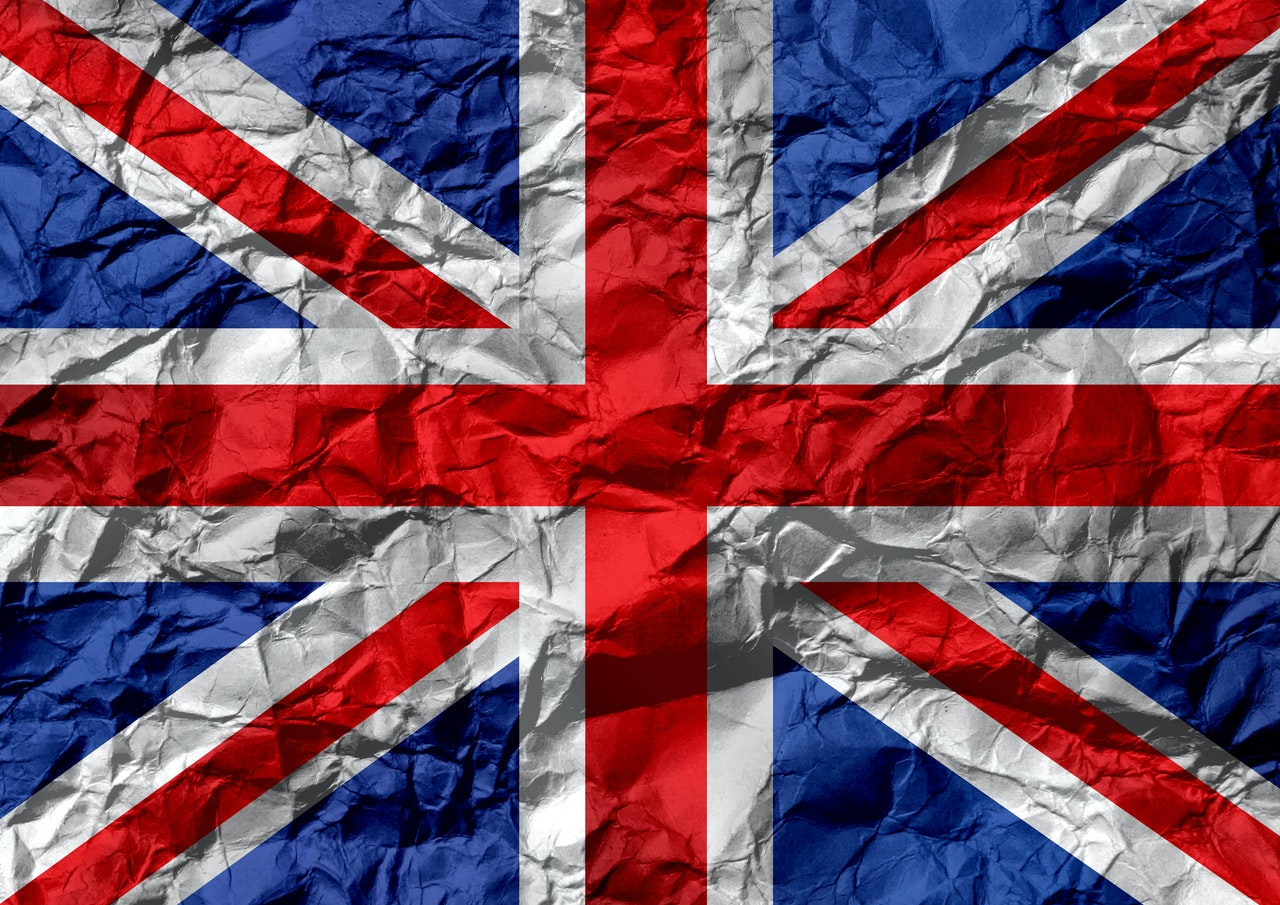 Uk flagIUSTO by vectors icon