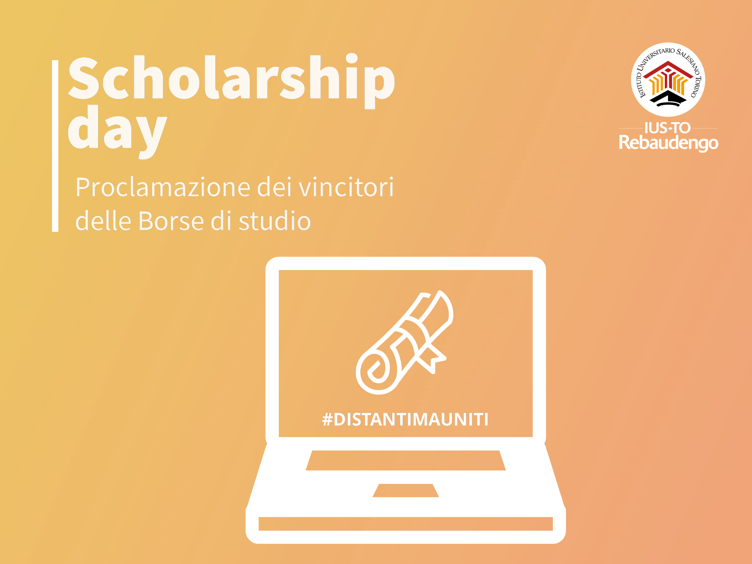 Scholarship day IUSTO