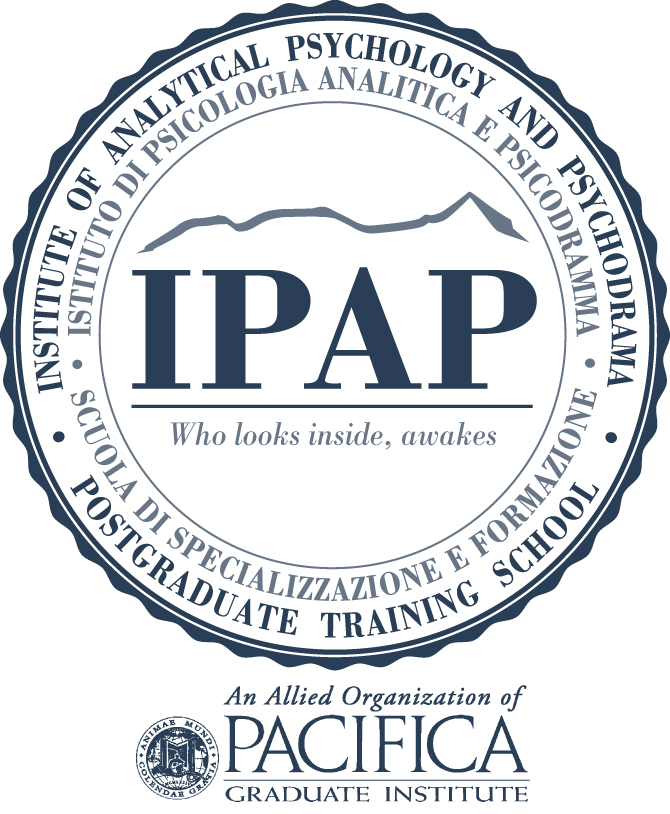 IPAP Logo Circle Pacifica white